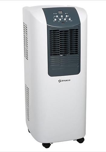 Aire acondicionado portátil 8500 btu imaco modelo: ac 8970