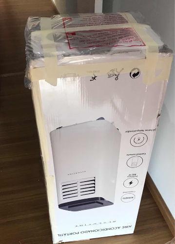 Aire acondicionado portátil, fácil de instalar, nuevo