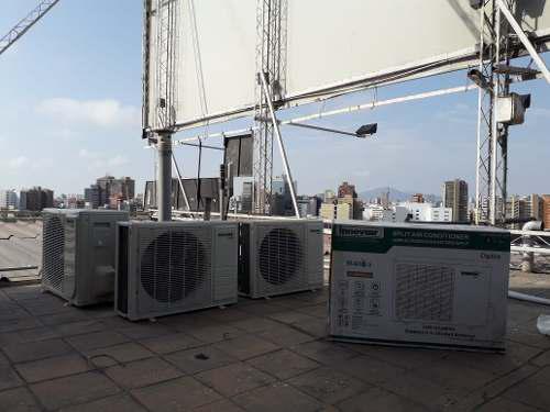 Mantenimientos generales de aire acondicionado
