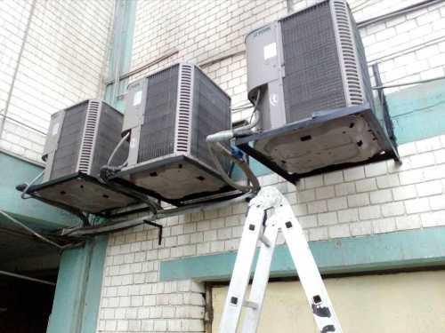Mantenimientos generales de aire acondicionado e