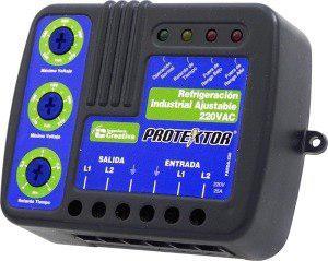 Protector de voltaje refrigeracion industrial parda-220