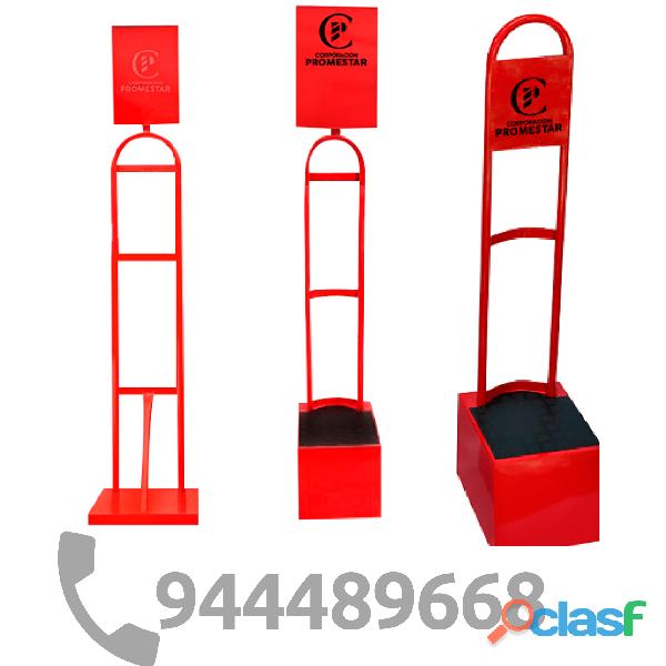 Pedestales para extintores oferta