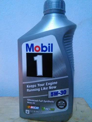 Aceite mobil 1 full sintético 5w-30