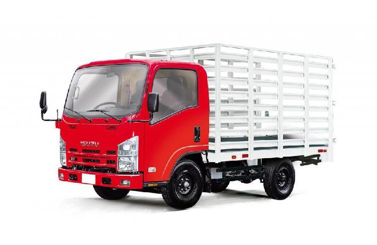 Camion isuzu de 3 toneladas