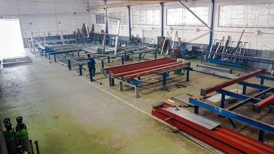 Fabricacion Estructuras Metalicas Anuncios Enero Clasf