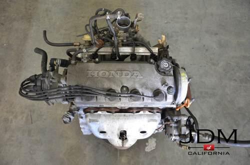 Motor honda d15b