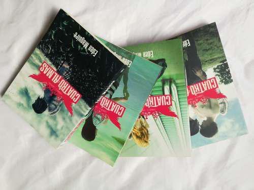 Pack 4 Libros: Cuatro Almas.