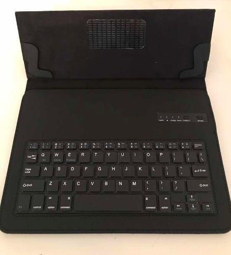 Estuche con teclado bluetooth para tablet 9.7-10