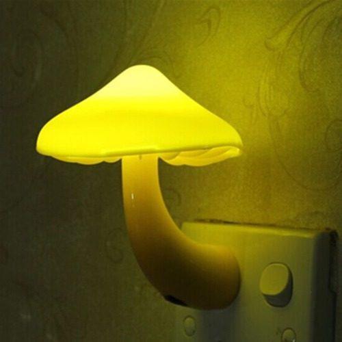 Luz led decorativa nocturna luz-controlada setas guzm