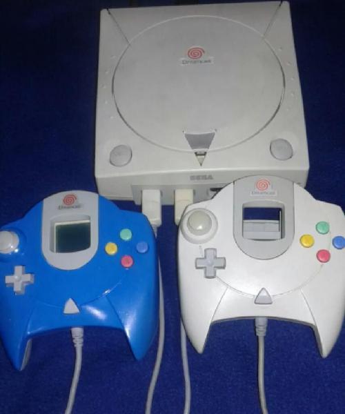 Sega dreamcast completo