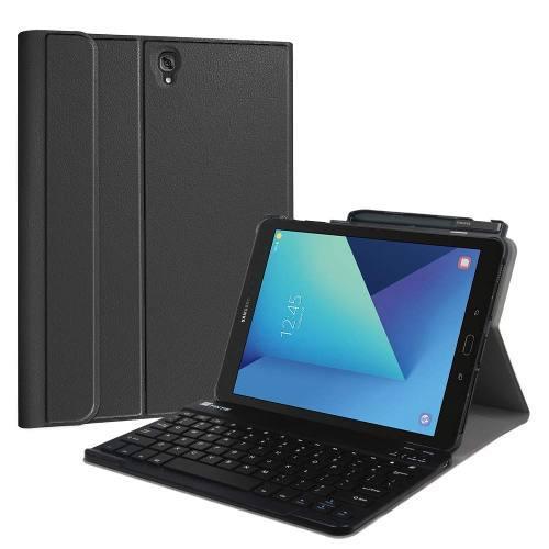 Teclado keyboard case fintie para galaxy tab s3 9.7 t820