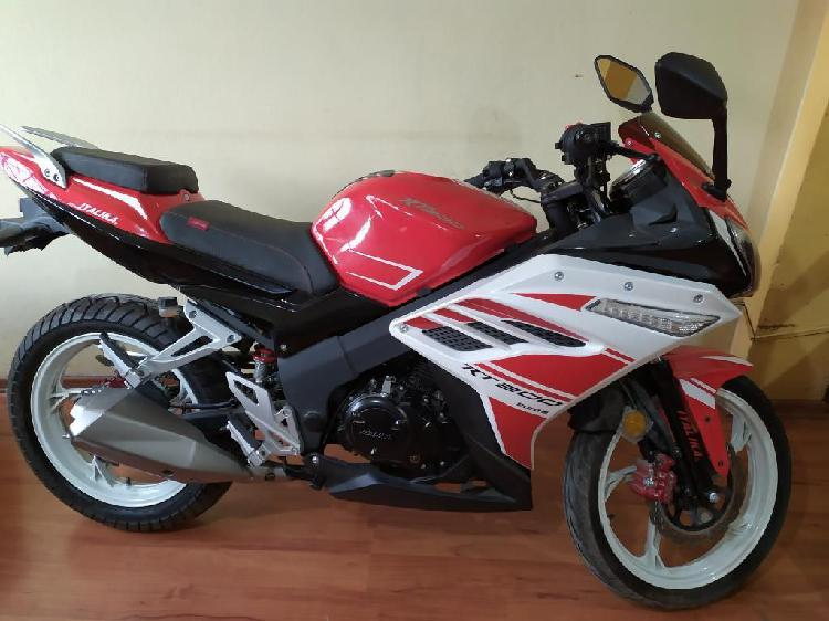 Vendo moto italika nueva