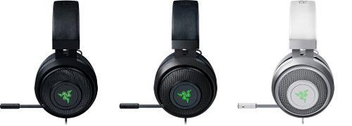 Audifono C/microf. Razer Kraken 7.1 V2 Usb Gaming Mercury