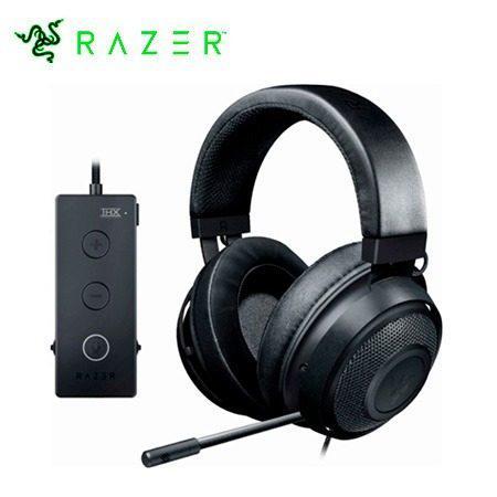 Audifono C/microf. Razer Kraken Te Usb Black