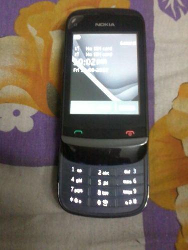 Celular nokia c2 02 con facebook celular basico sony samsung