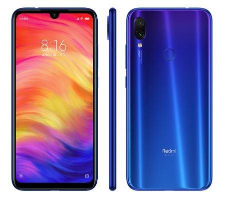 Xiaomi redmi note 7 4gb 64gb snapdragon 660