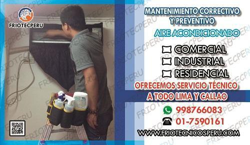 Mantenimientos!!»aire acondicionado cold point«7590161»