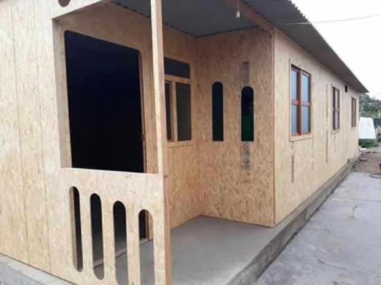 Casas Prefabricada Madera Chollos Enero Clasf
