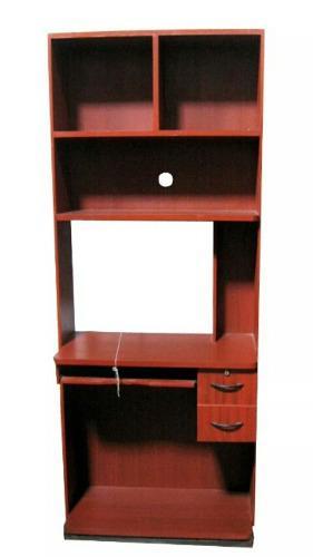 Estante librero computo para oficina o el hogar.