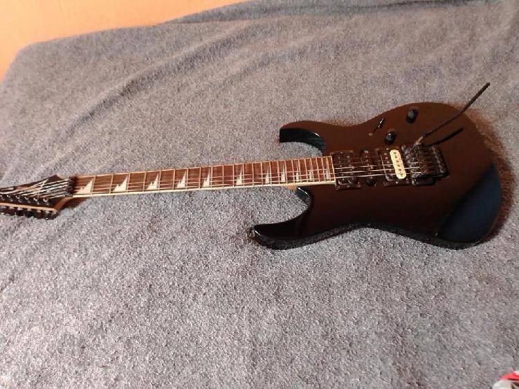 Guitarra ibanez rg 370 dx mejorada