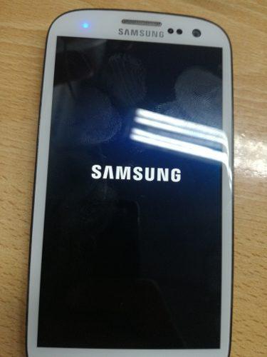 Samsung i9300 pantalla operativa sin detalle como se muestra