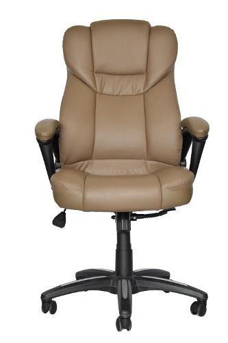 Sillas escritorio / oficina gerencial ergonomicas
