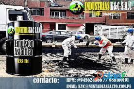 Industrias kyc ofrece variedad de servicios asfalto