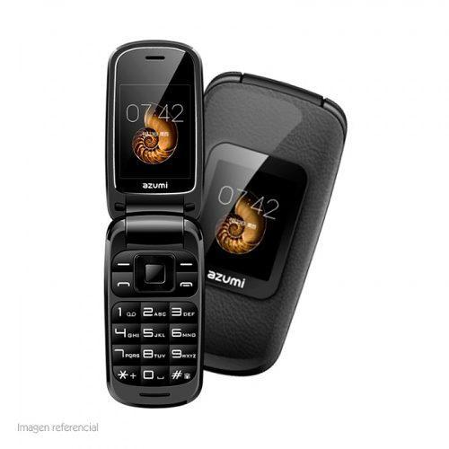 Celular teléfono básico azumi ac24g 2.4 240x320 sim...