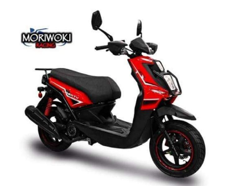 Autos > Motos / Scooters: GRAN REBAJA, VENDO MOTO MZ 150