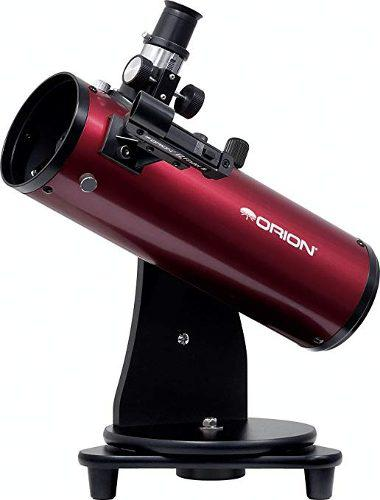 Orion 10012 skyscanner 100 mm telescopio reflector de mesa