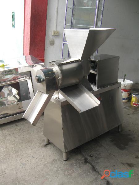 Maquina despulpadora para frutas, despulpadoras de frutas, despulpad