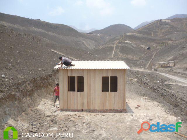 Venta De Habitaciones De Madera Para Terrazas En Lima Callao