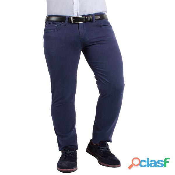 Pantalón slim fit de turquia para hombres (moda europea)