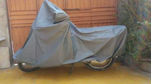 dbce7296660 Cobertor o funda impermeable pvc para moto scooter