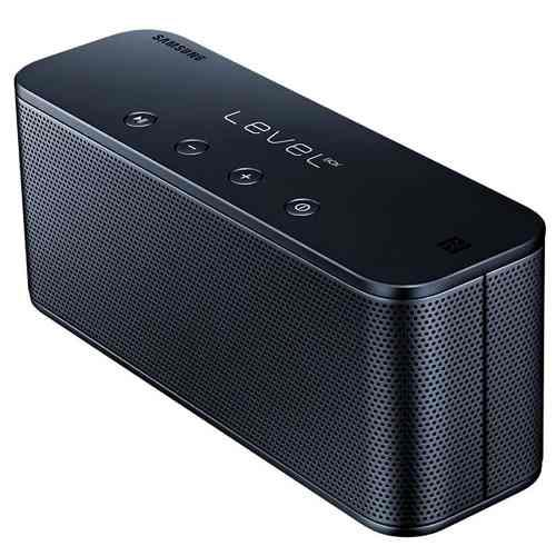 Parlante bluetooth inalámbrico samsung level box mini negro