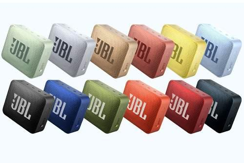 Parlantes jbl go 2 bluetooth portatil inalambrico 3w altavoz