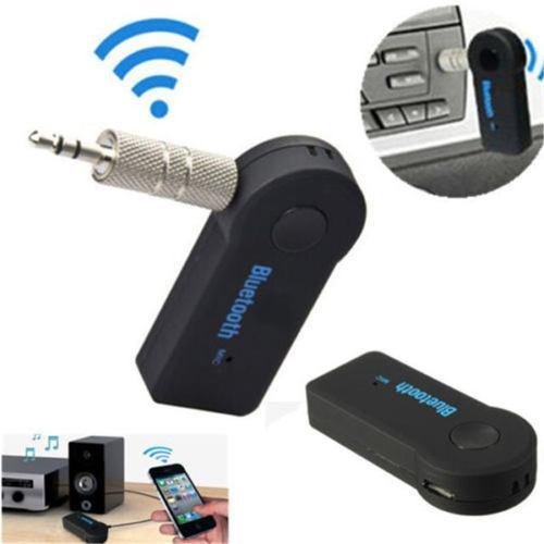 Receptor bluetooth adaptador de audio y equipo de sonido