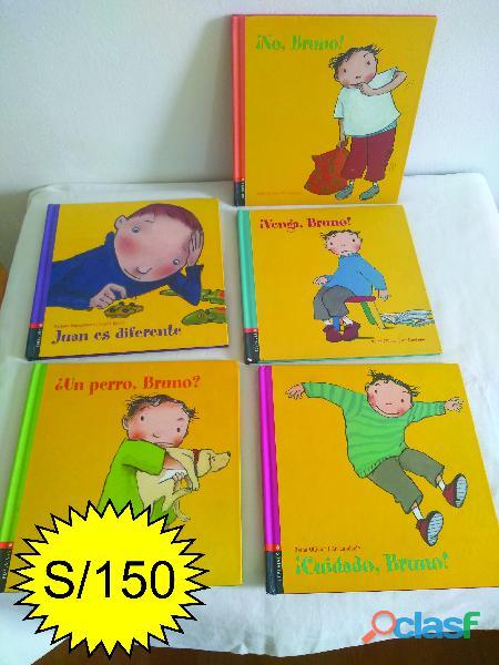 Libros infantiles de colección