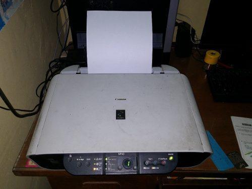Impresora canon mp140 operativa escanea
