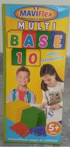 Multi base 10 - juegos didácticos para niños