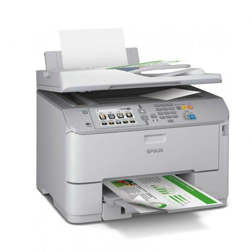 Multifuncional de tinta epson workforce pro wf-5690 impr...