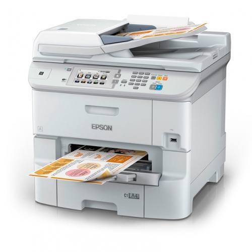 Multifuncional de tinta epson workforce pro wf-6590 impr...