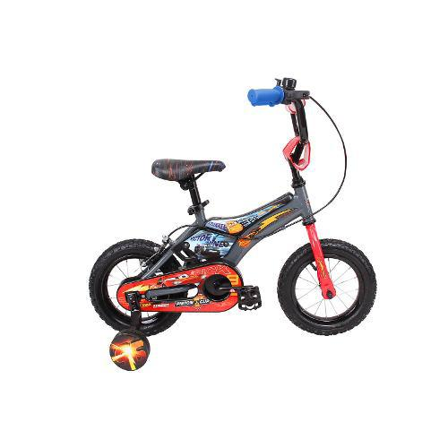 Bicicleta disney de niño cars aro 12 gris