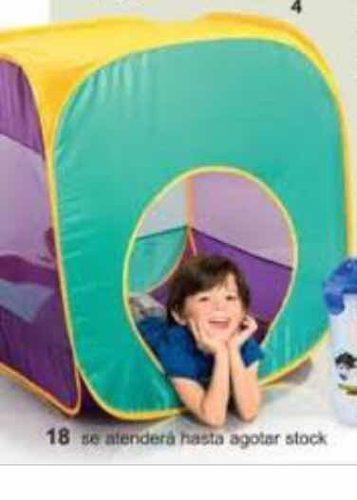 Carpa para niños incluye pelotas unisex