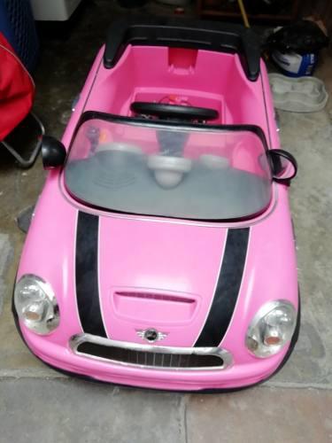 7d66f7a6f Carro electrico mini cooper rosado en Peru 【 OFERTAS Junio ...