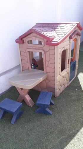 Casa picnic little tikes playhouse
