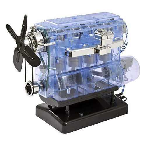 Construye tu propio motor de combustión interna