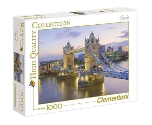 Rompecabezas clementoni original 500,1000,2000 piezas