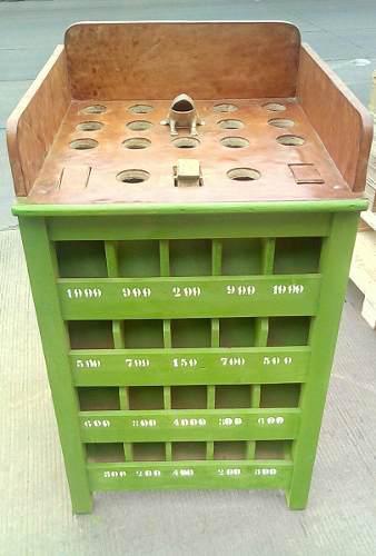 Sapo sapito de madera incluye monedas envio provincia