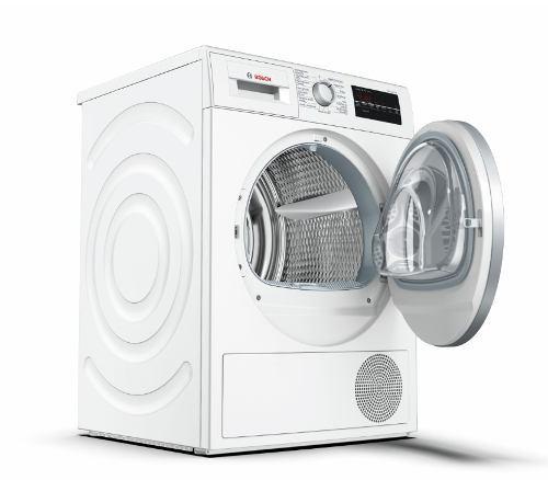 Bosch secadora de condensación wtg86404pe 9kg - blanco